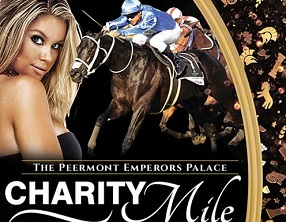 Charity Mile betting feast