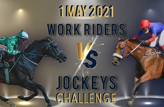 Highveld jockeys v work riders